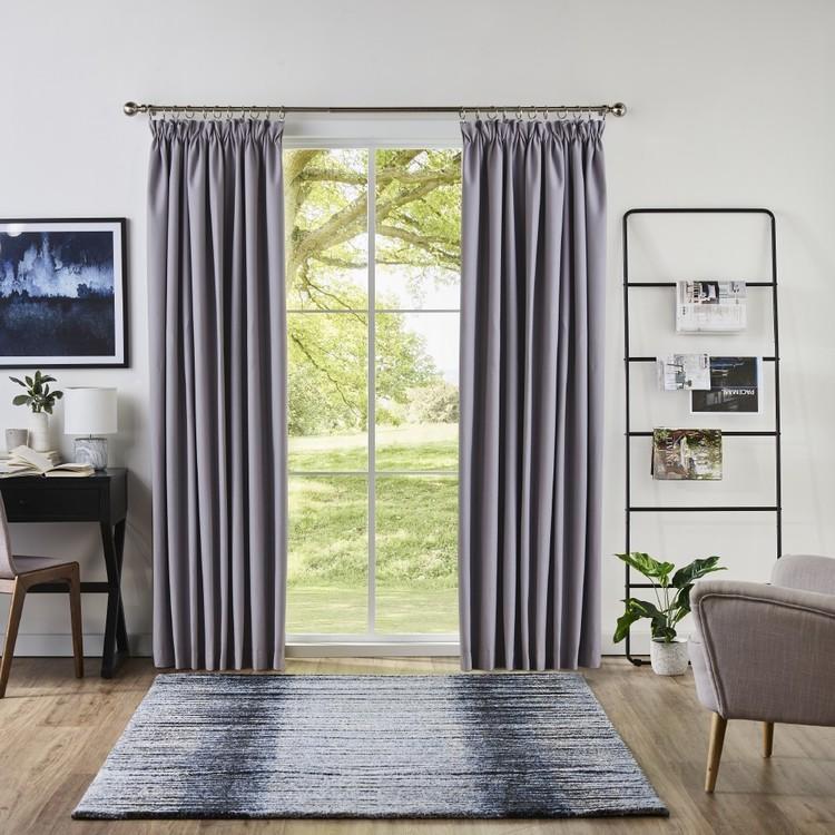Ishtar Pencil Pleat Curtains