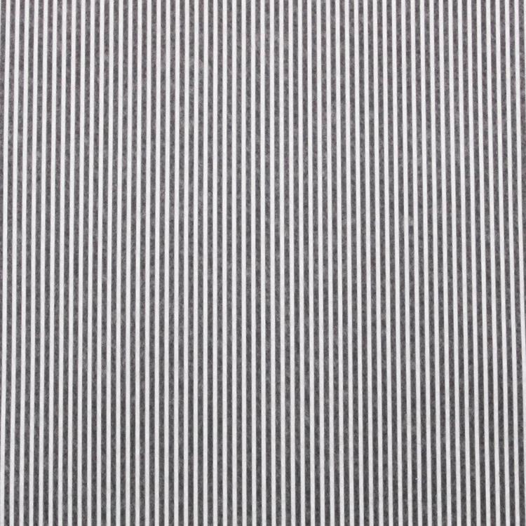 Arbee Stripes Felt Sheet