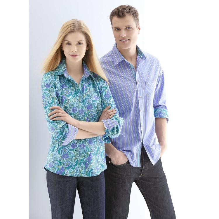 Simplicity 1538 Women's & Men's Top