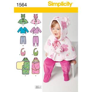 Simplicity Pattern 1564 Women's Dress