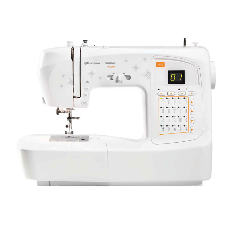 Husqvarna HHC100Q Sewing Machine