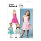 Butterick B5980 Girls' Dress