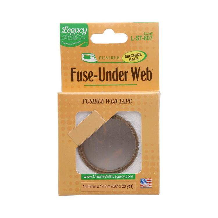 Legacy Fuse-Under Web Tape