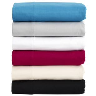 Brampton House 180 Thread Count Fitted Sheet Set