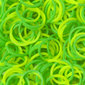 Rainbow Loom Duo Refill Bands Yellow & Green