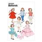 Butterick B6000 Clothes For 18