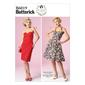 Butterick B6019 Misses' Dress