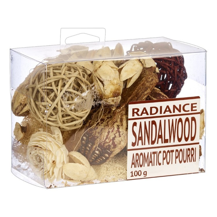 Radiance Botanical Potpourri Rose