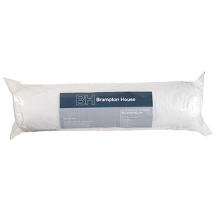 Brampton House Alternate To Down Bolster Pillow