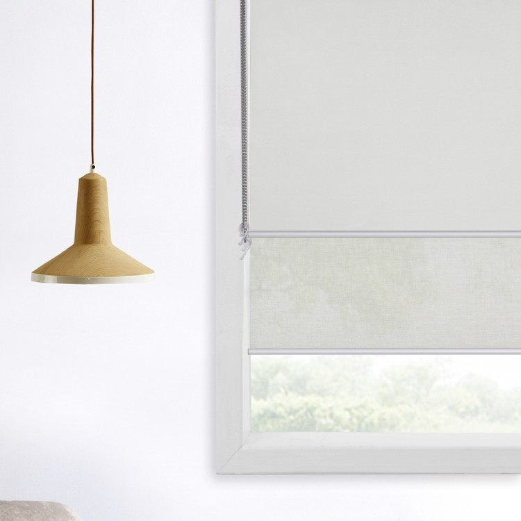 Caprice Platinum Day & Night Roller Blind