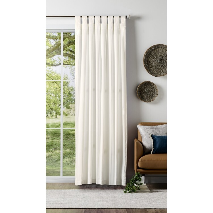 KOO Henry Tab Top Curtain
