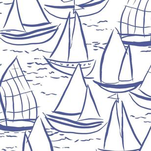 Set Sail Uncoated Fabric