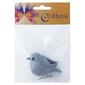 Critters Fabric Bird On Clip
