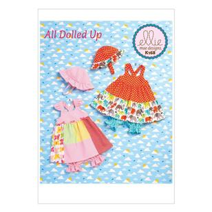 Kwik Sew Pattern K0168 Babies Dress Panties & Hat
