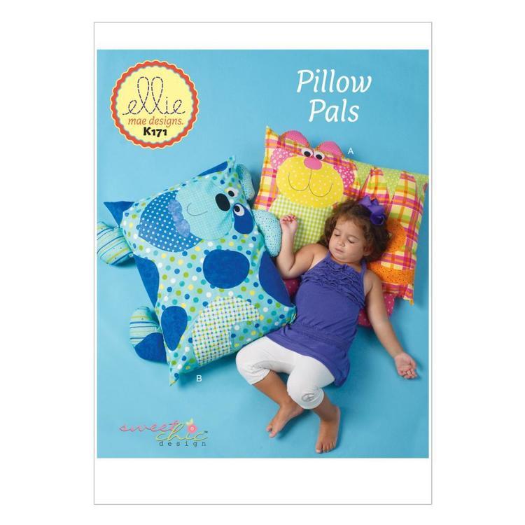 Kwik Sew Pattern K0171 Pillows