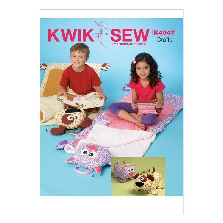 Kwik Sew Pattern K4047 Sleeping Bag