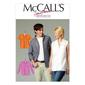 McCalls M6932 Teens' Shirts