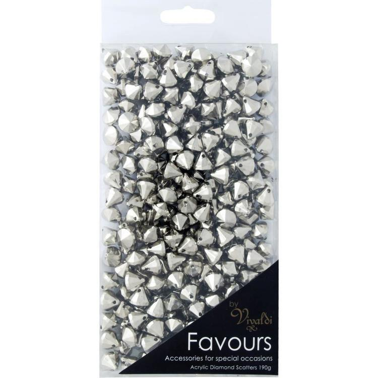Ribtex Favours Diamond Scatters