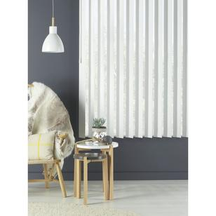 Caprice Platinum Vertical Blind