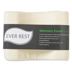 Ever Rest Foam Leg Pillow