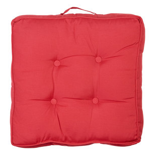 Living Space Ikon Plain Floor Cushion