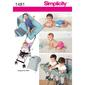 Simplicity 1481 Baby Coordinates  All Sizes