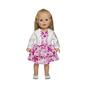 Simplicity 1484 Dolls Clothes  One Size