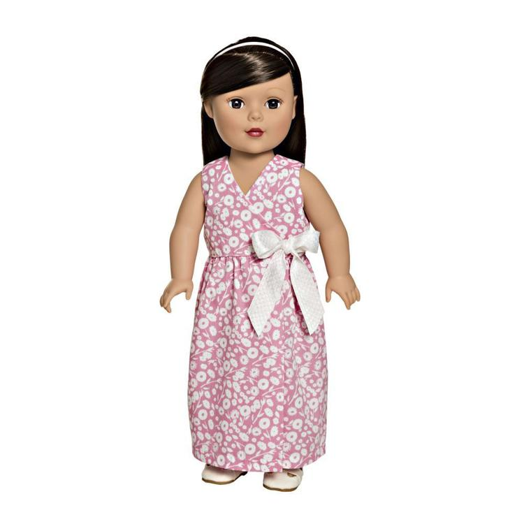 Simplicity 1484 Dolls Clothes