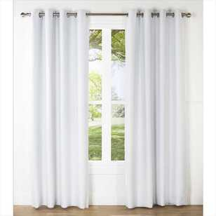 Gummerson Cotton Beach Eyelet Curtain
