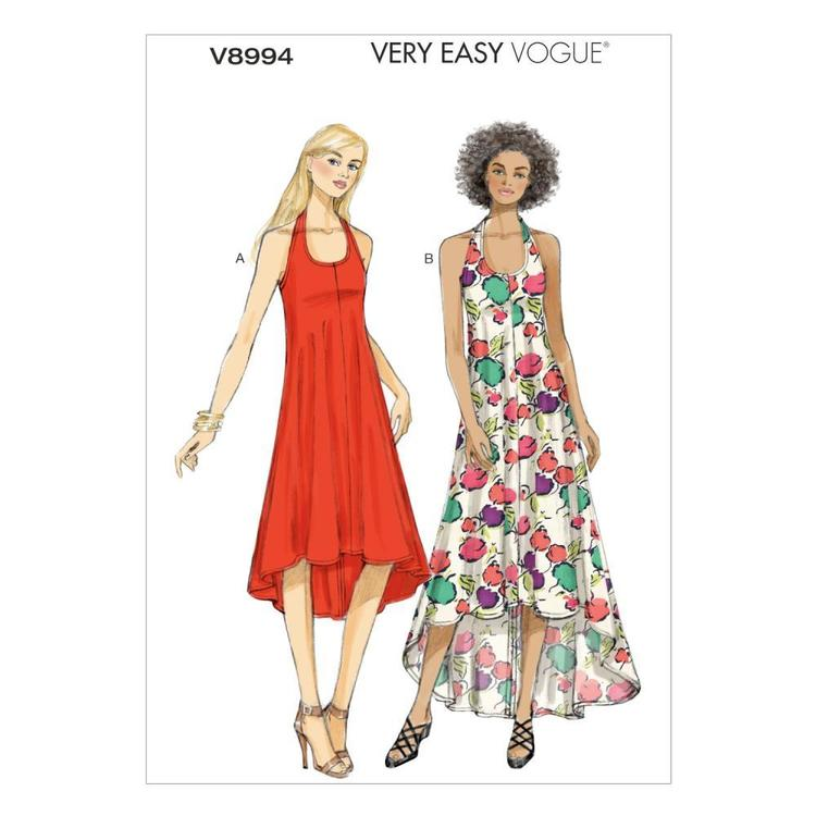 Vogue V8994 Misses' Dress