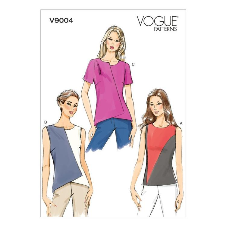 Vogue V9004 Misses' Top