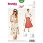 Burda Pattern 6903 Women's Skirt  8 - 24