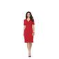 Burda 6948 Women's Plus Size Blouse & Dress  18 - 34