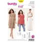 Burda Pattern 6956 Women's Maternity Blouse And Dress  8 - 20