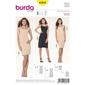 Burda 6964 Women's Shapewear  10 - 24