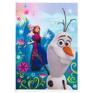 Disney Frozen Folded Loot Bags