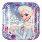 Disney Frozen Square Plates