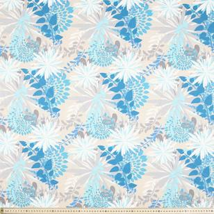 Flora Printed Fabric - Everyday Bargain