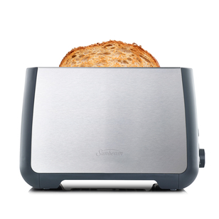 Sunbeam Stainless Steel 2 Slice Toaster
