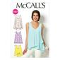 McCalls M6960 Misses' Tops & Tunics