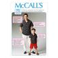 McCall's M6972 Men's Shirt Shorts & Pants