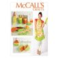 McCall's M6978 Apron & Kitchen Accessories One Size