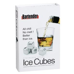 Bartender Ice Cubes