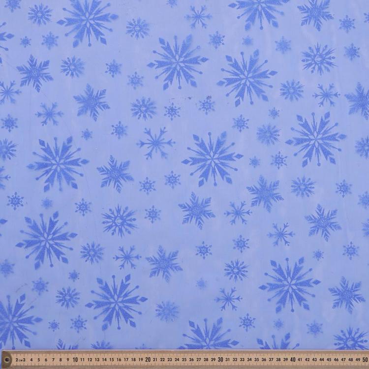 Snowflake Organza