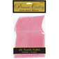 Amscan New Pink Heavy Weight Plastic Forks 20 Pack New Pink