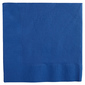 Amscan 2 Ply Bright Royal Blue Lunch Napkins Bright Royal Blue