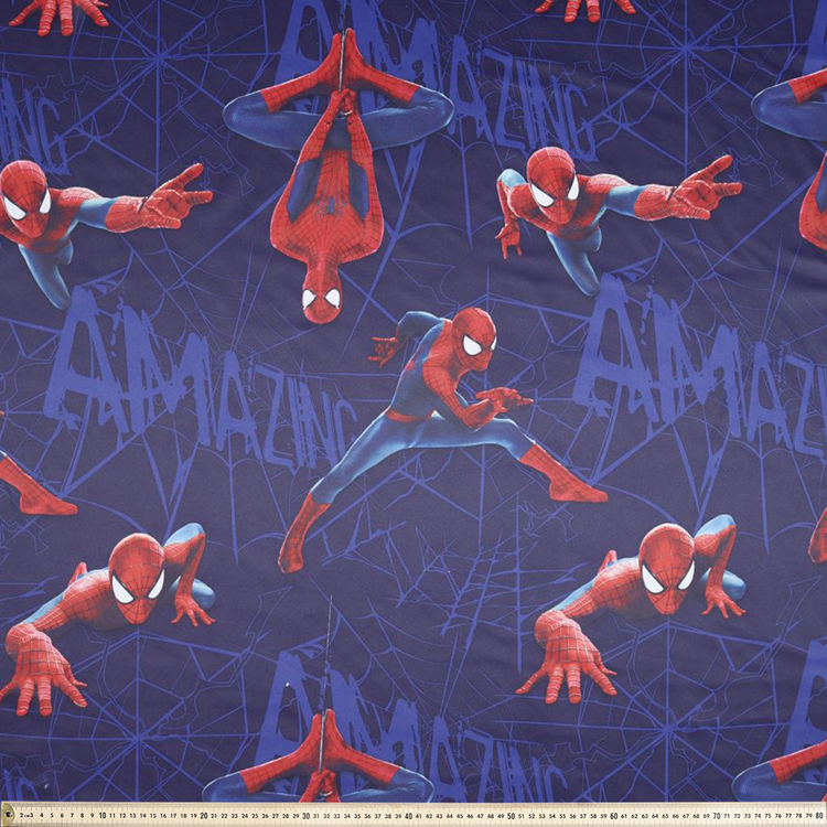 The Amazing Spiderman Fabric