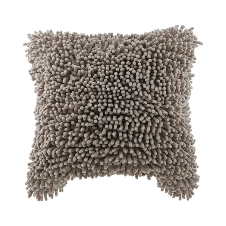 Rapee Coral Cushion Grey 45 X 45 cm