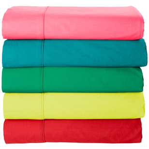 KOO Brights 250 Thread Count Sheet Set