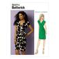 Butterick Pattern B6054 Misses' Dress